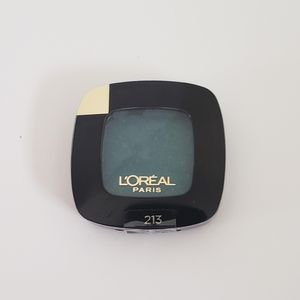 4/$15 Loreal Paris Eye Shadow Teal Couture